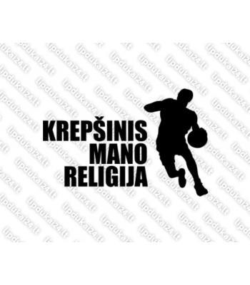 Krepšinis mano religija 2 jb