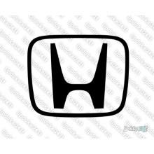 Lipdukas - Honda logo 2