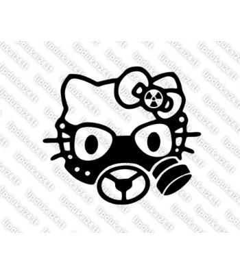 Hello Kitty su dujokauke