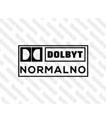 Dolbyt normalno