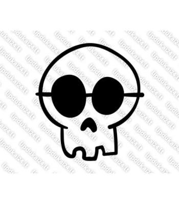 Kaukolė animacinė 31