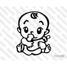 Lipdukas - Kūdikis
