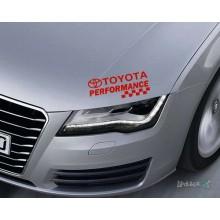 Lipdukas - Toyota performance Nr. 2