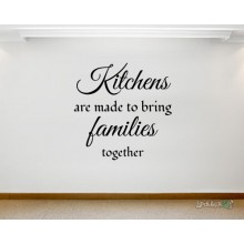 Lipdukas - Kitchens are made to...