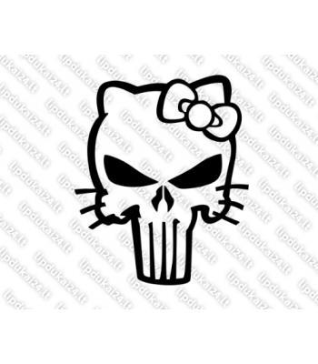Hello Kitty kaukolė