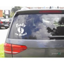Lipdukas - Baby on Board 4