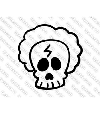 Kaukolė animacinė 32