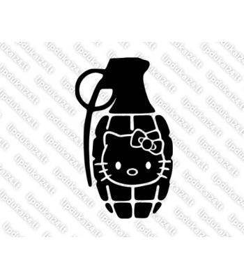 Hello Kitty granata