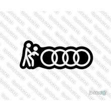 Lipdukas - Audi love