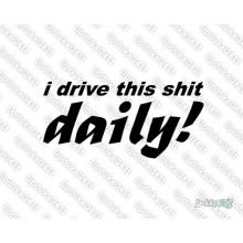 Lipdukas - I Drive This Shit daily