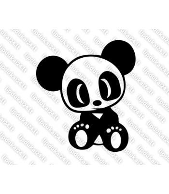 Staring Panda