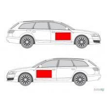 Lipdukas - Lipdukų komplektas automobiliui nr. 1 (šonai)