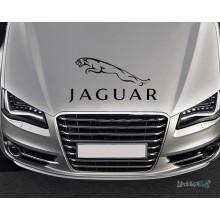 Lipdukas - Jaguar logo