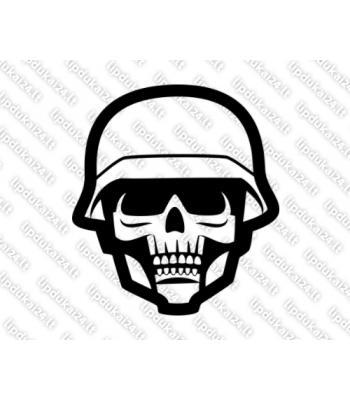 Kaukolė kareivio 29