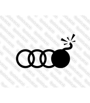 Audi bomba