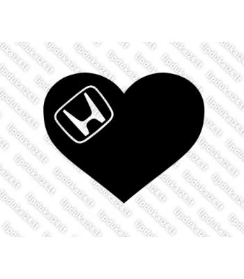 Honda heart