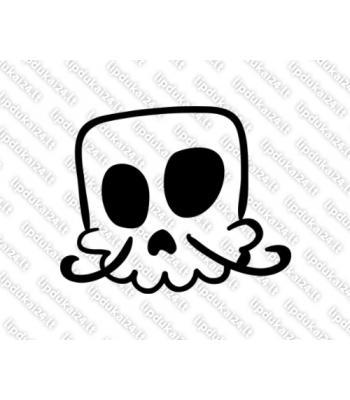 Kaukolė animacinė 30