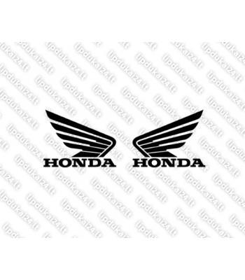 Honda two wings