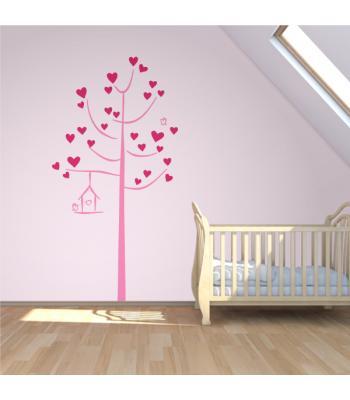 Vaikiškas meilės medis