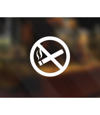 Draudžiama rūkyti