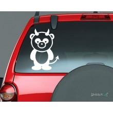 Lipdukas - Bear devil
