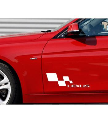 Lexus racing 1 vnt.