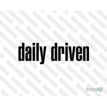 Lipdukas - Daily driven 19091940
