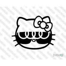 Lipdukas - Audi hello kitty