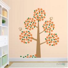 Lipdukas - Daug žydintis medis