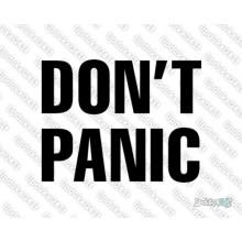 Lipdukas - Dont panic