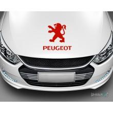 Lipdukas - Peugeot logo