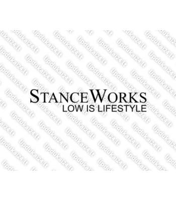Stance Works 2