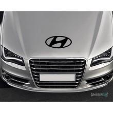 Lipdukas - Hyundai logo
