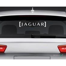 Lipdukas - Jaguar in brackets