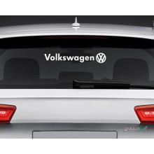 Lipdukas - Volkswagen logo
