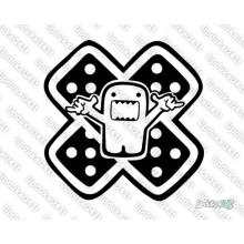 Lipdukas - Monster Dominoes