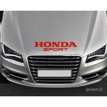 Lipdukas - Honda sport