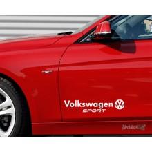 Lipdukas - Volkswagen sport