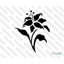 Lipdukas - Gėlė 12