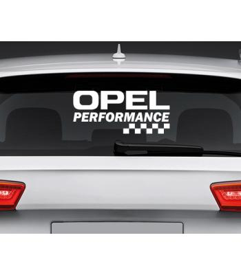 Opel performance