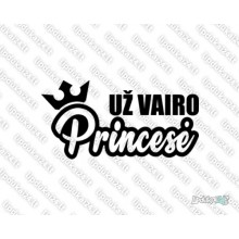 Lipdukas - Už vairo princesė