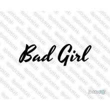 Lipdukas - Bad girl