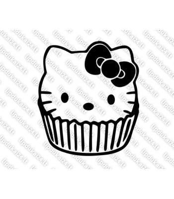 Hello Kitty keksas