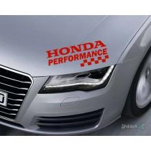 Lipdukas - Honda performance