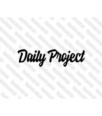 Daily project