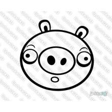 Lipdukas - Crazy Pig