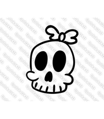 Kaukolė animacinė 28