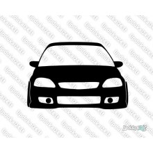 Lipdukas - Honda Civic