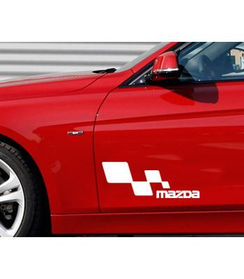 Mazda racing 1 vnt.