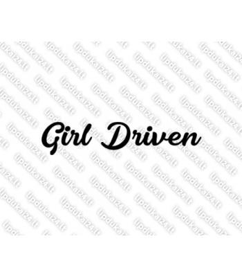 Girl driven